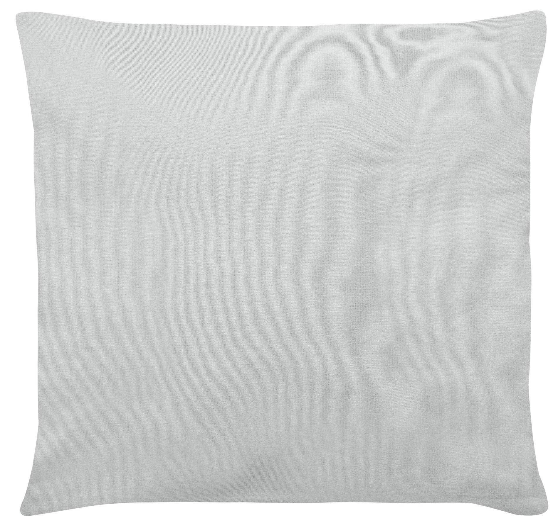 Edel-Zwirn-Jersey platin B40cm