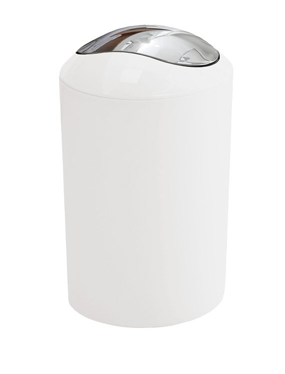 Kosmetikeimer Glossy Polarweiss B:20cm