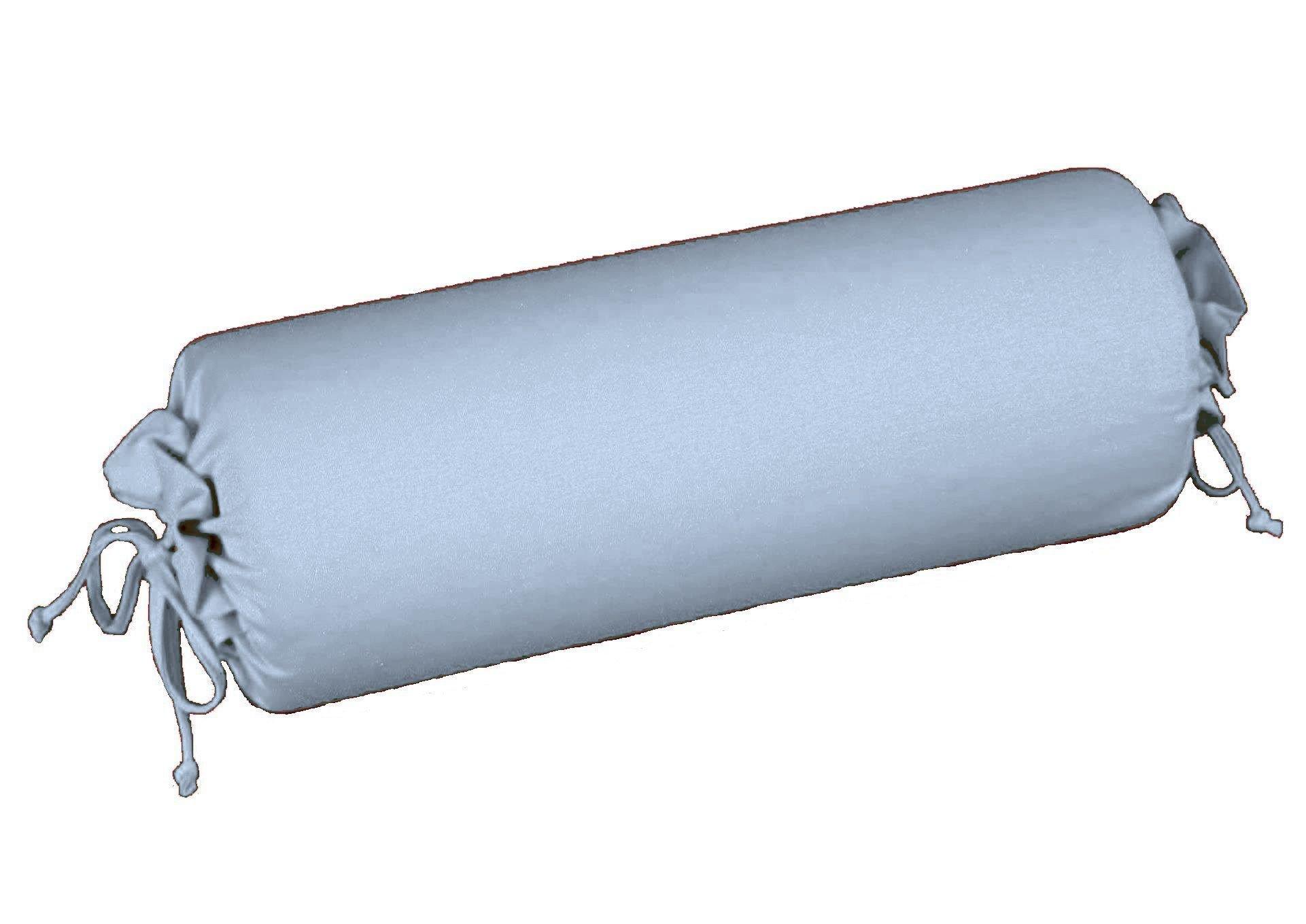 K.-Bezug hellblau 15x40cm