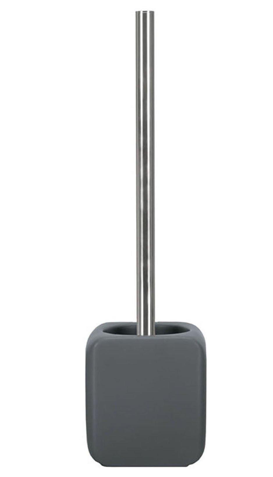 WC-Bürstenhalter Cubic Anthrazit B:10,8cm