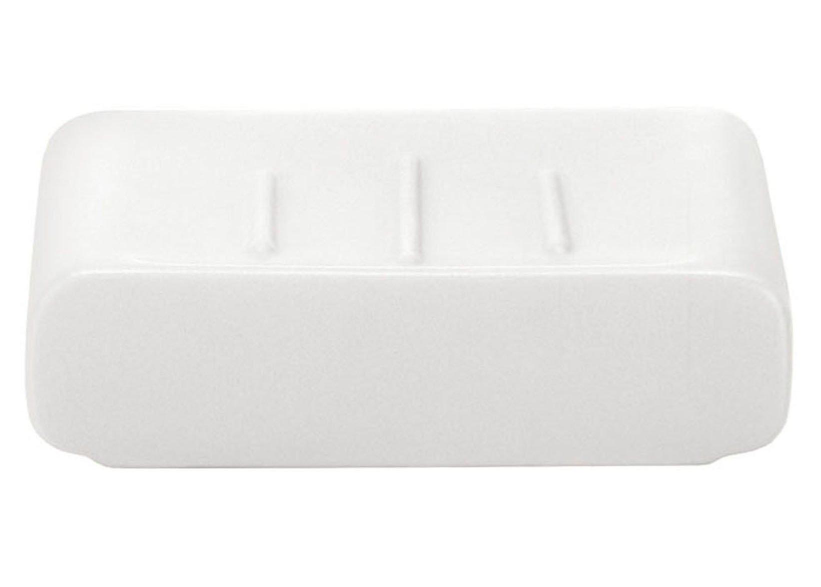 Seifenschale Cubic Weiss B:8,5cm