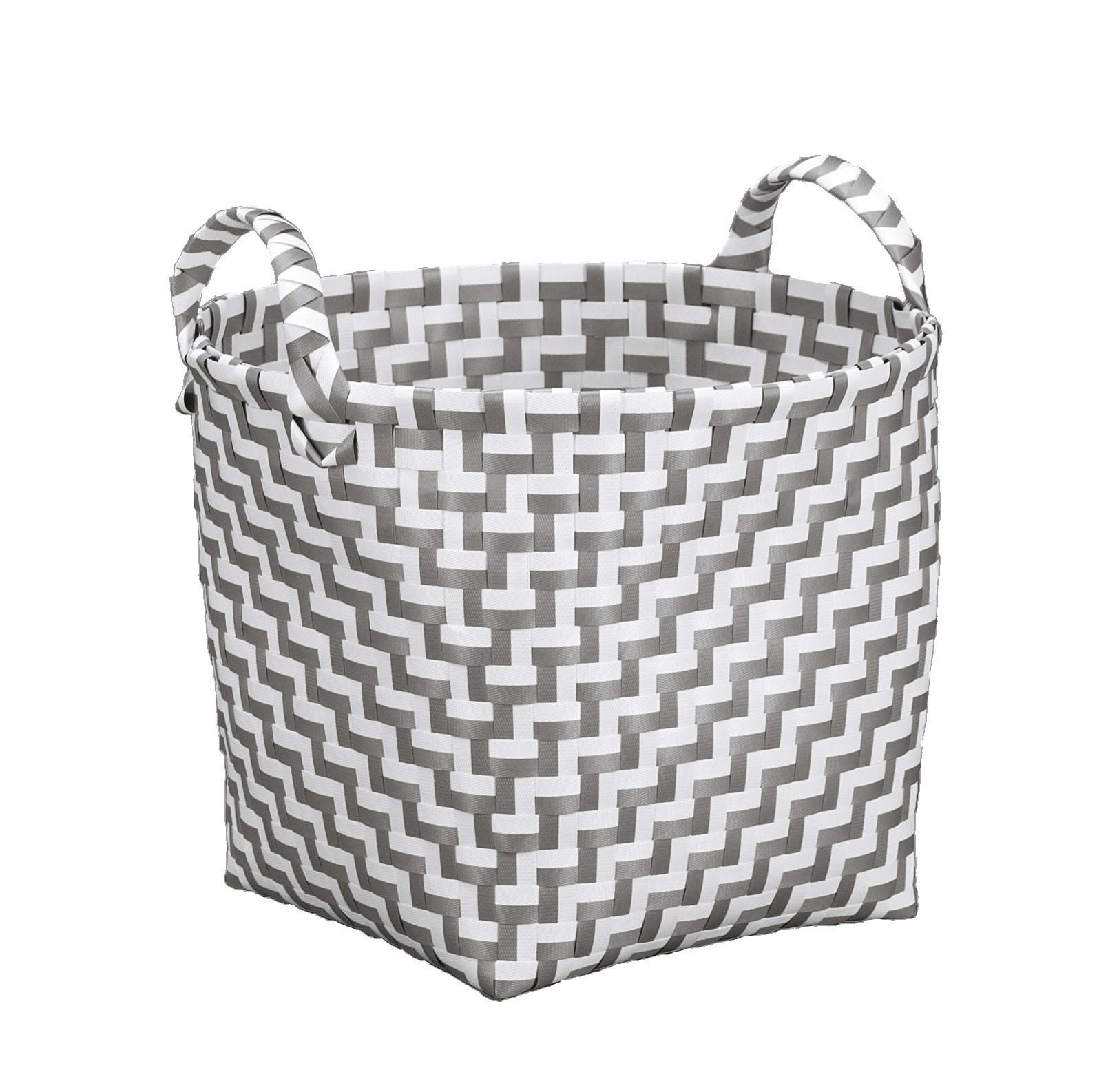 Korb Double Basket Platin B:30cm