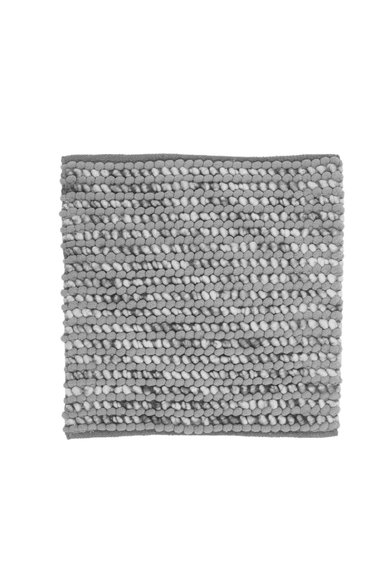 Mylene Badematte 60x60 Light Grey