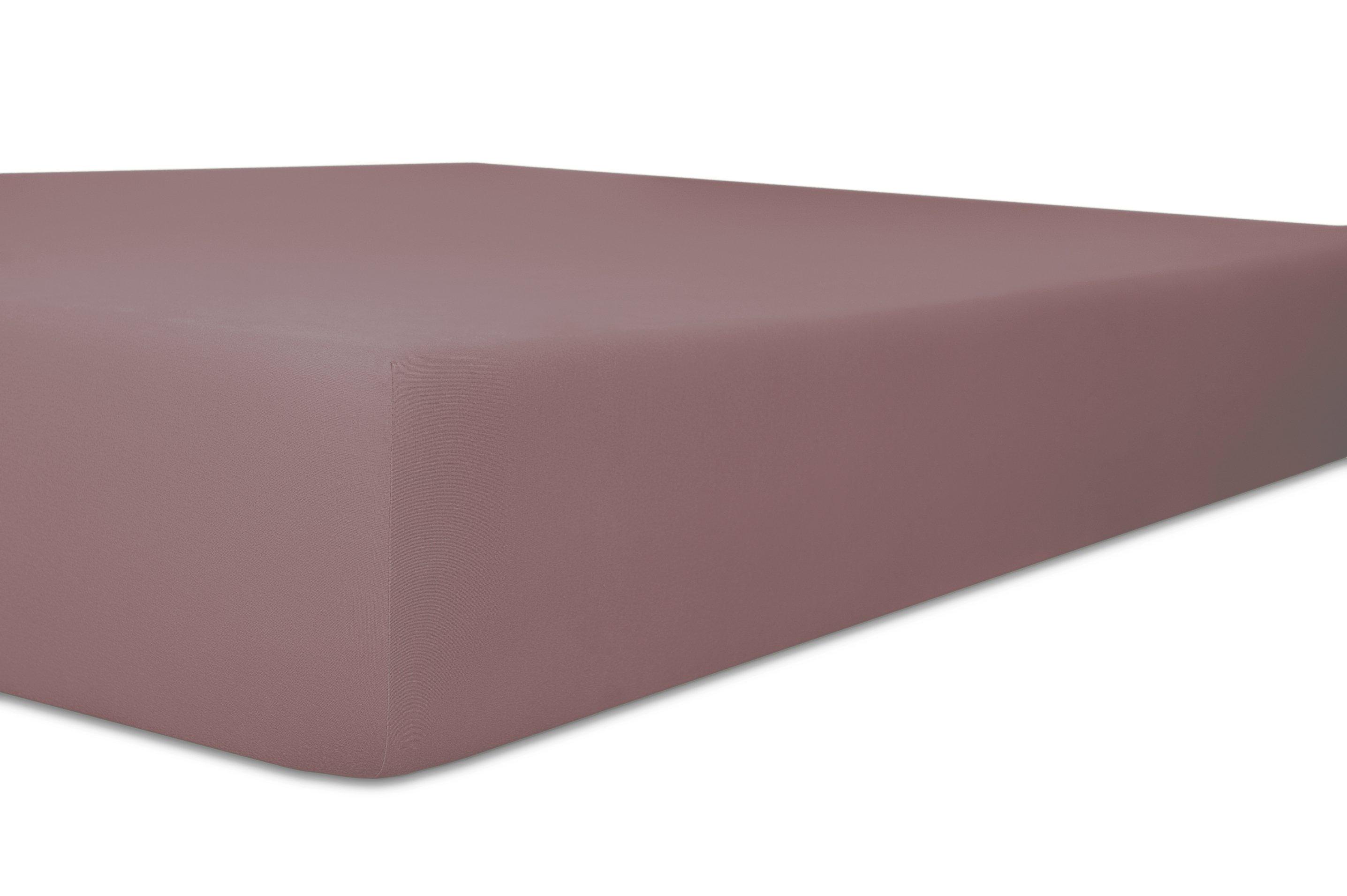 Spannbetttuch flieder,180x200cm