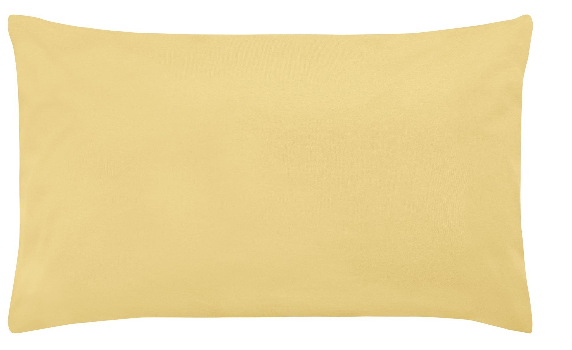 K.-Bezug gelb 40x60cm
