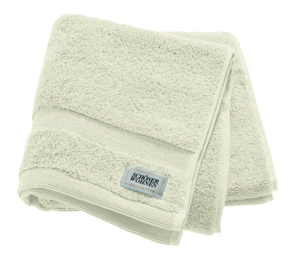 Handtuch, 50x100cm, Weiß