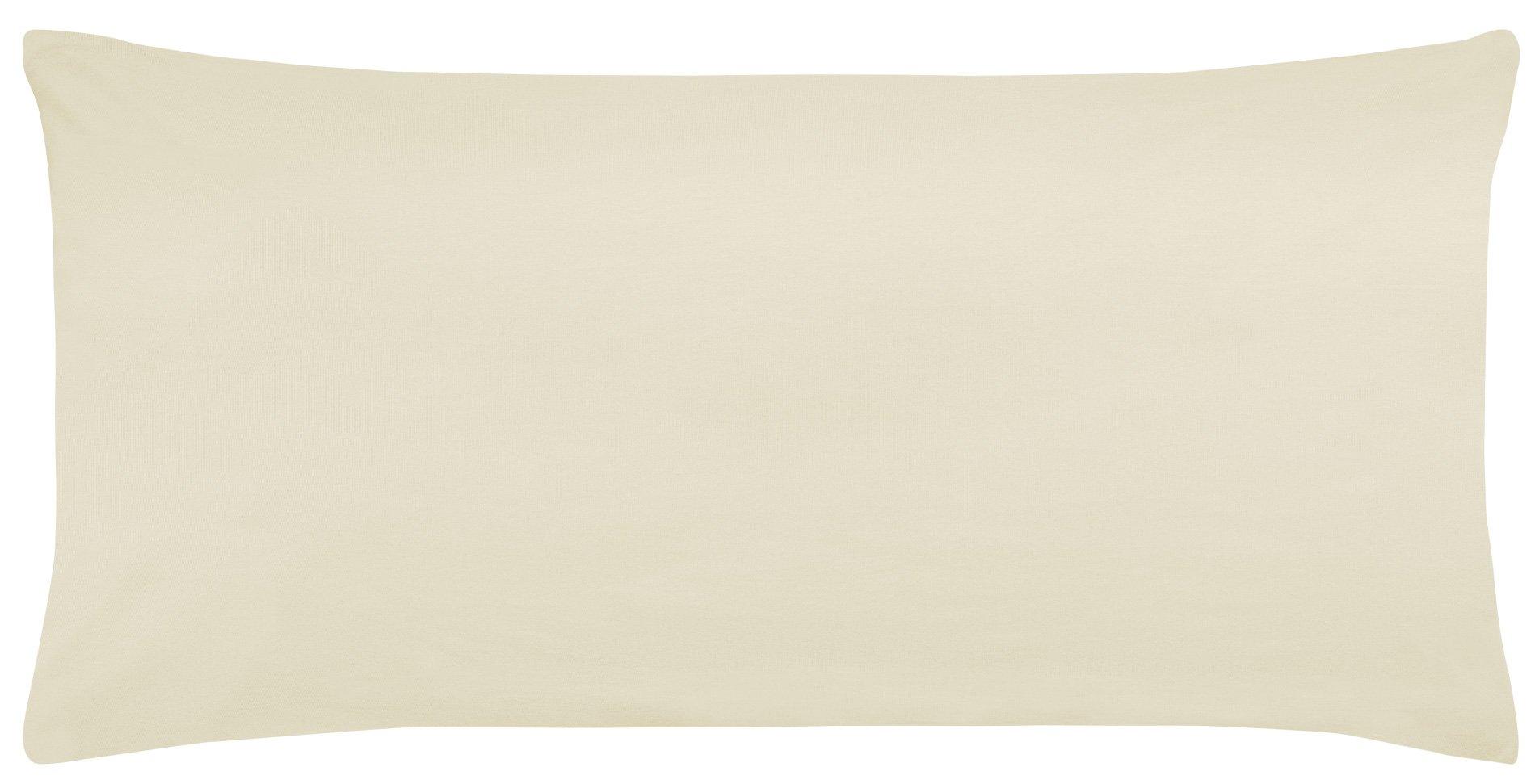 Edel-Zwirn-Jersey leinen B40cm