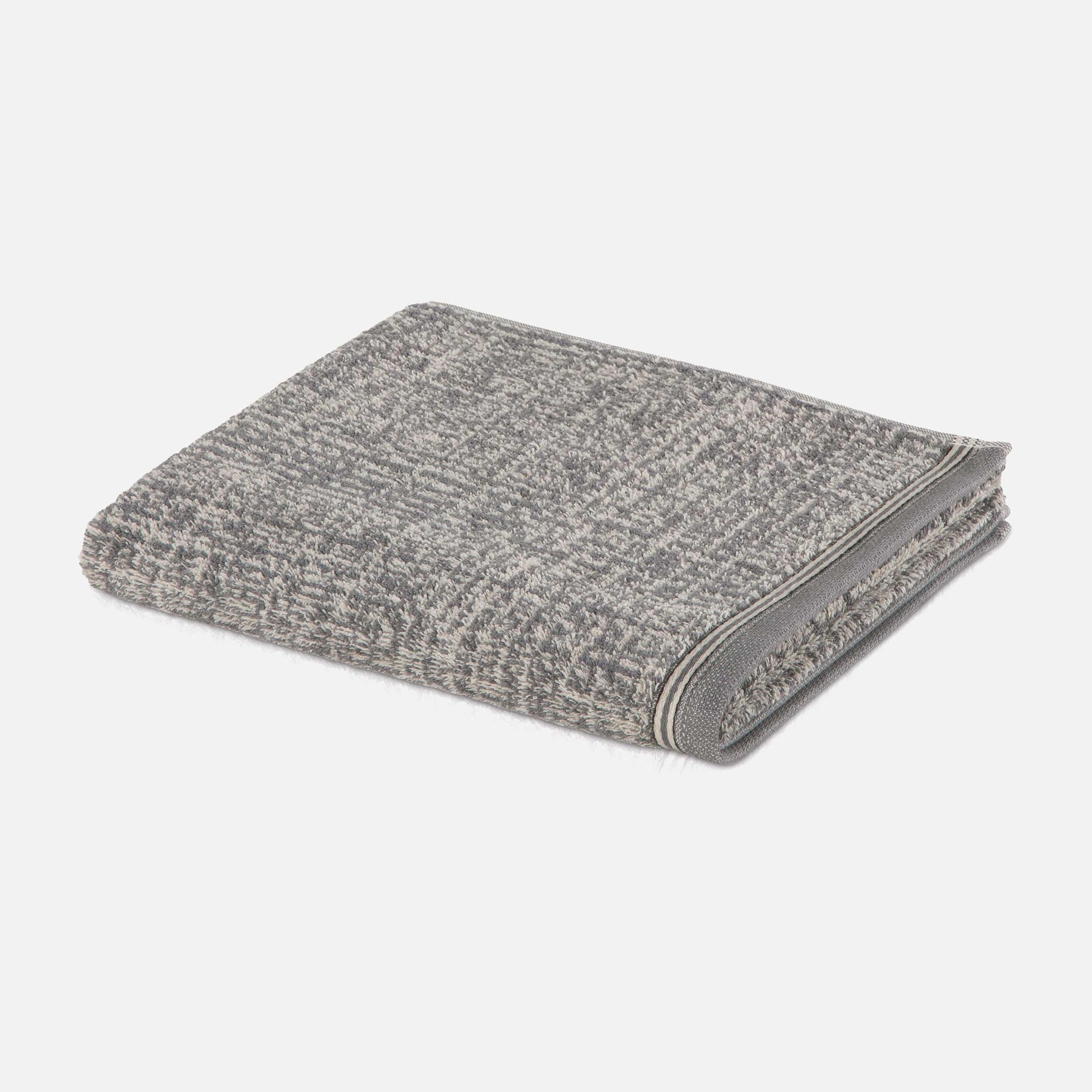 Duschtuch 80x150cm,Boheme Grey-Natur