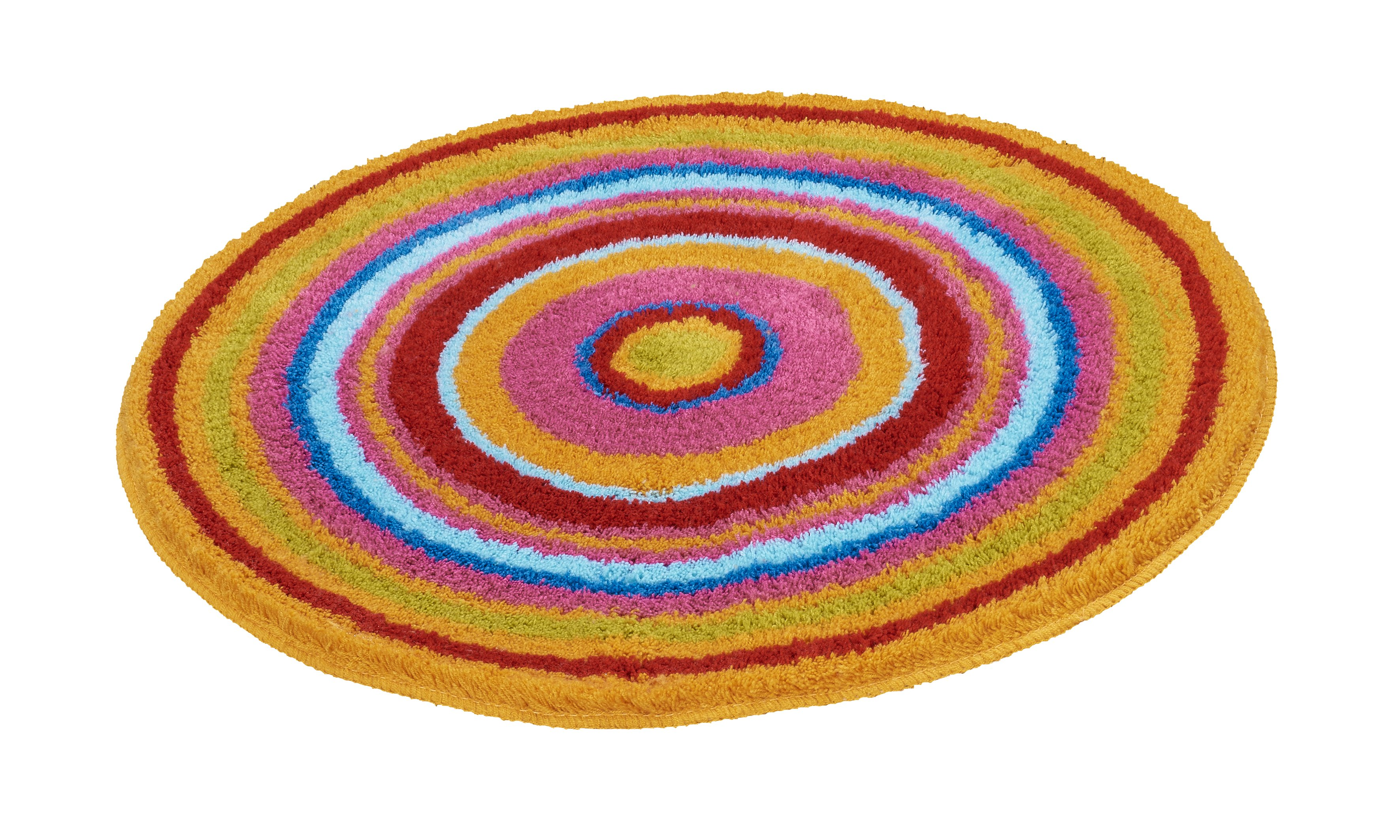 Badteppich Mandala Multicolor B:60cm
