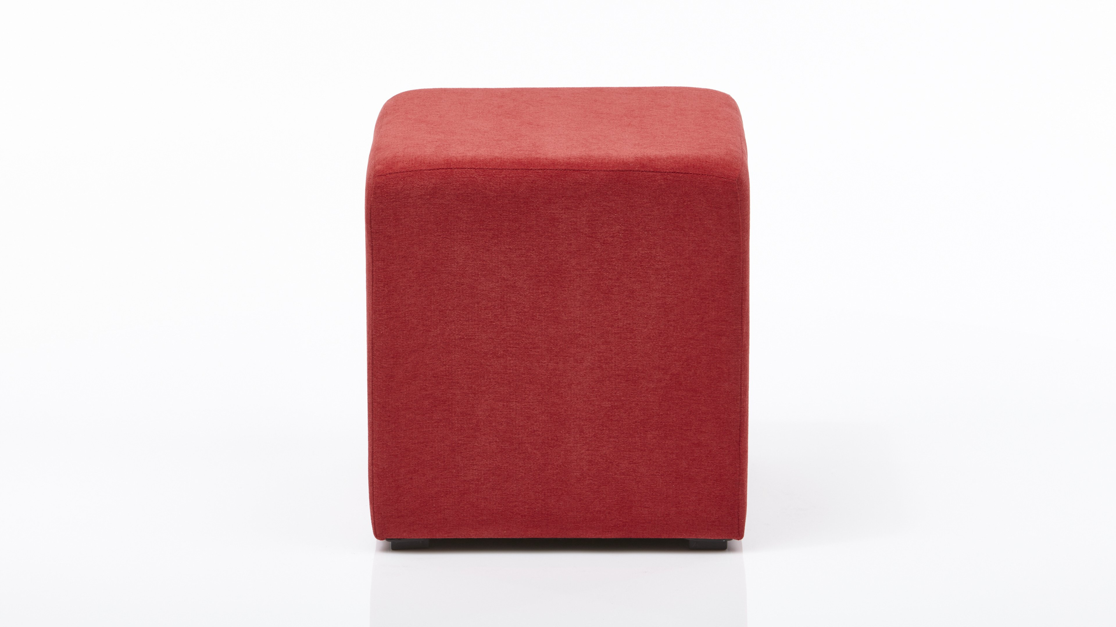 Hocker Hocker  Bezug Imperio 201 red