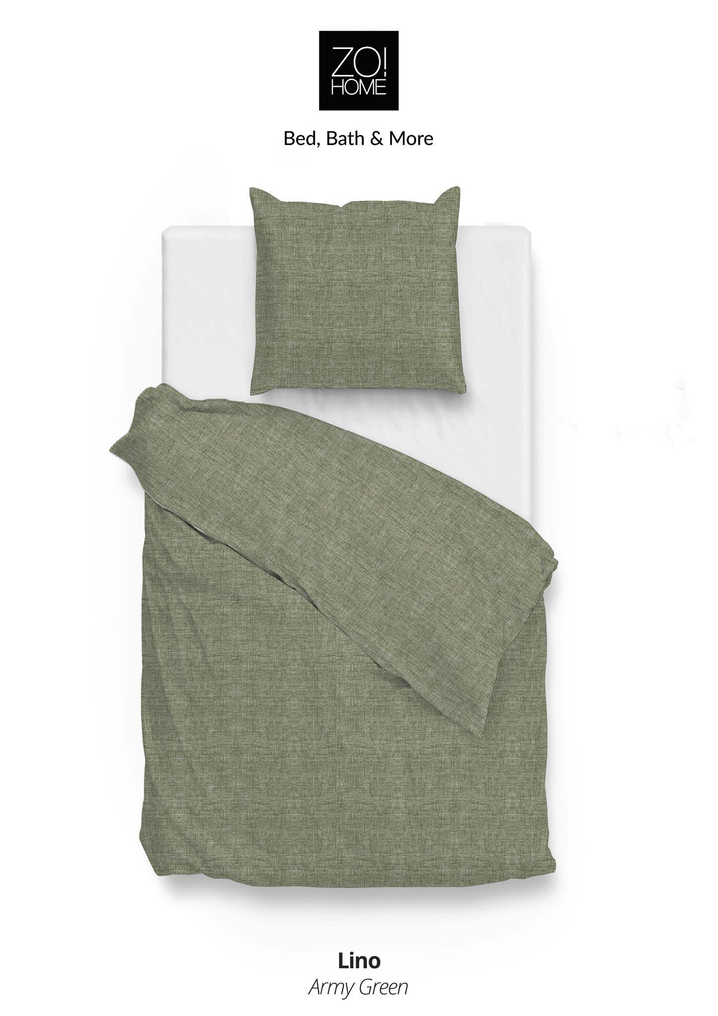 Bettwäsche Army Green