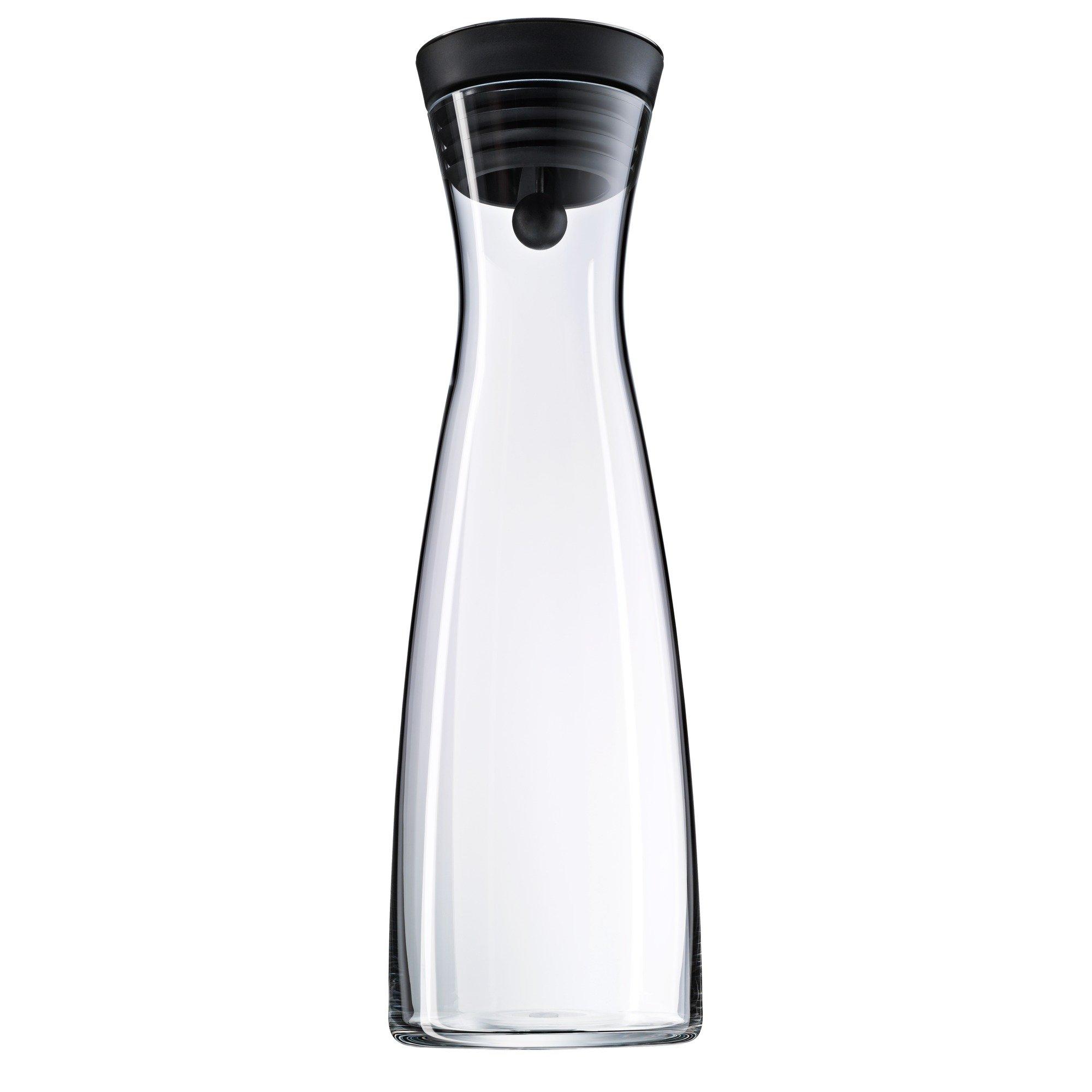 Wasserkaraffe 1,5 l schwarz Basic