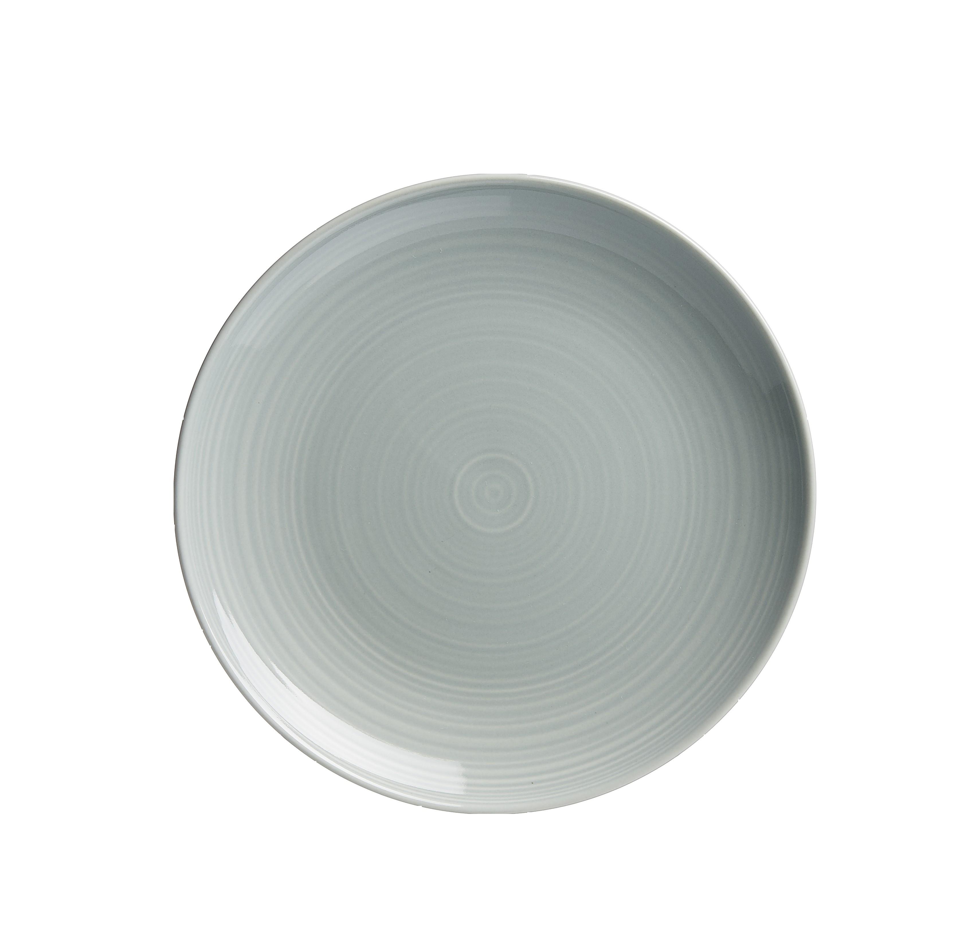 TELLER 20 CM        GRAU-BLAU SUOMI Standard