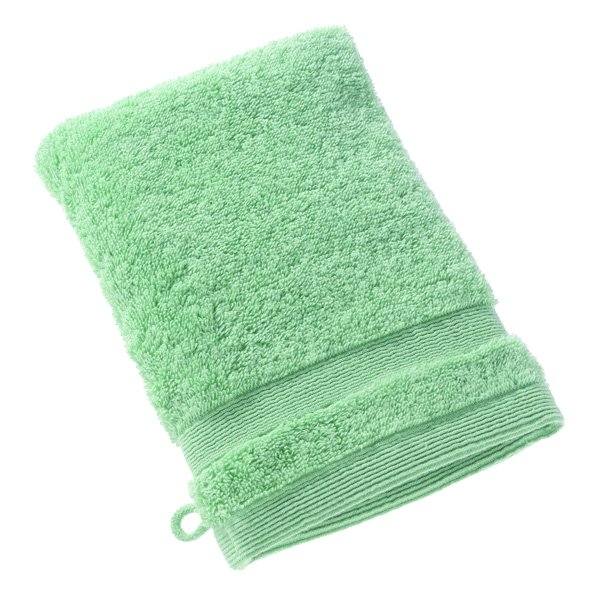 Waschhandschuh, 16x21cm, Grün