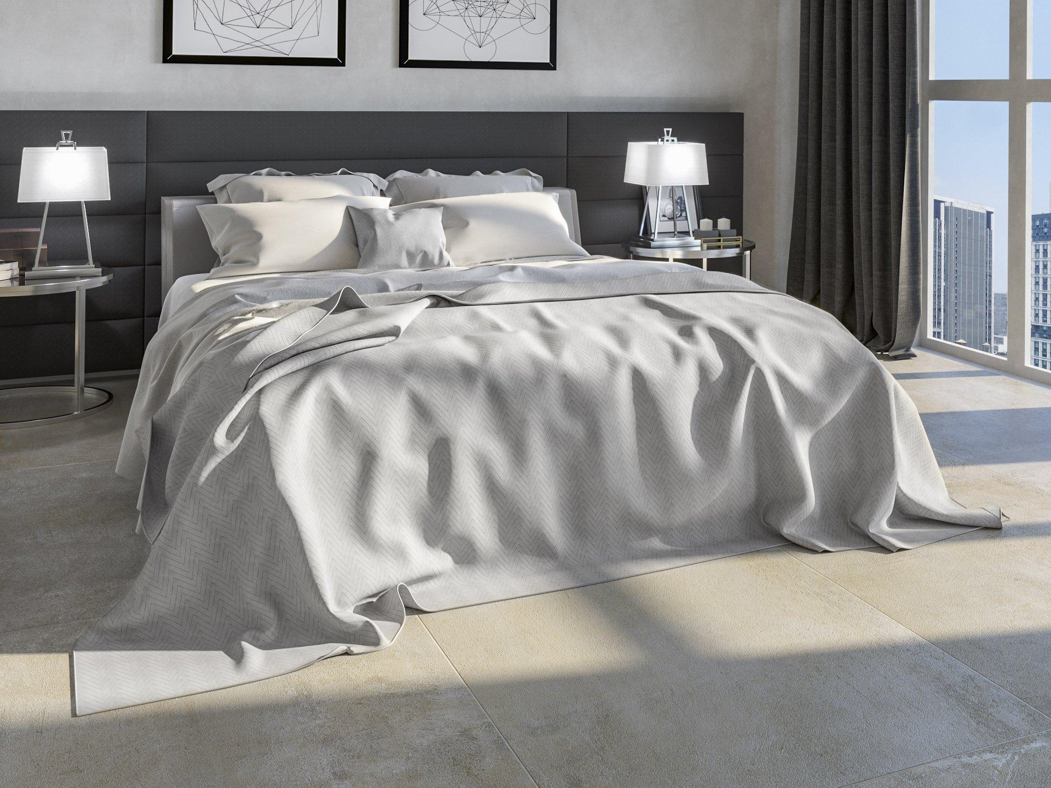 Valdez K.-Hülle 50x50cm Grey