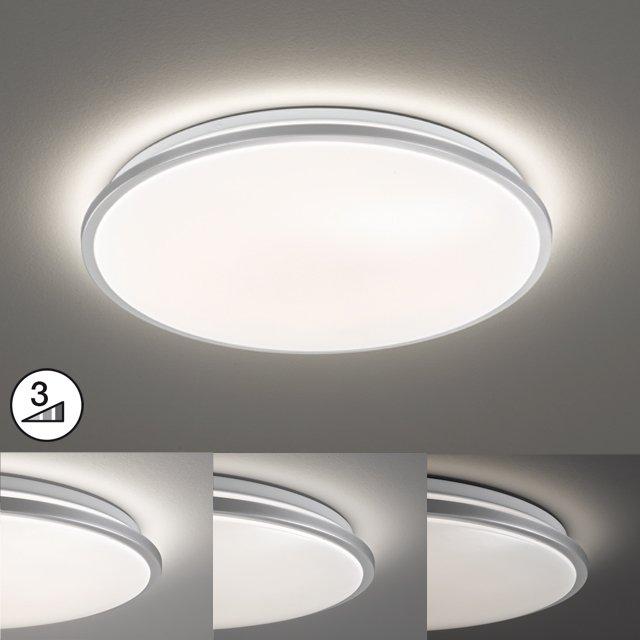 LED Deckenleuchte Jaso groß