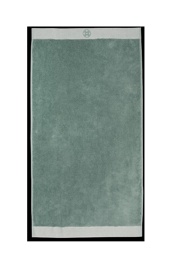 Kayori Yu - Duschtuch - 70x140 - Dunkelgrün