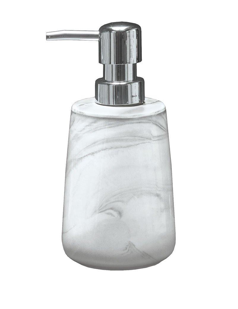 Seifenspender Marble Anthrazit B:7,8cm