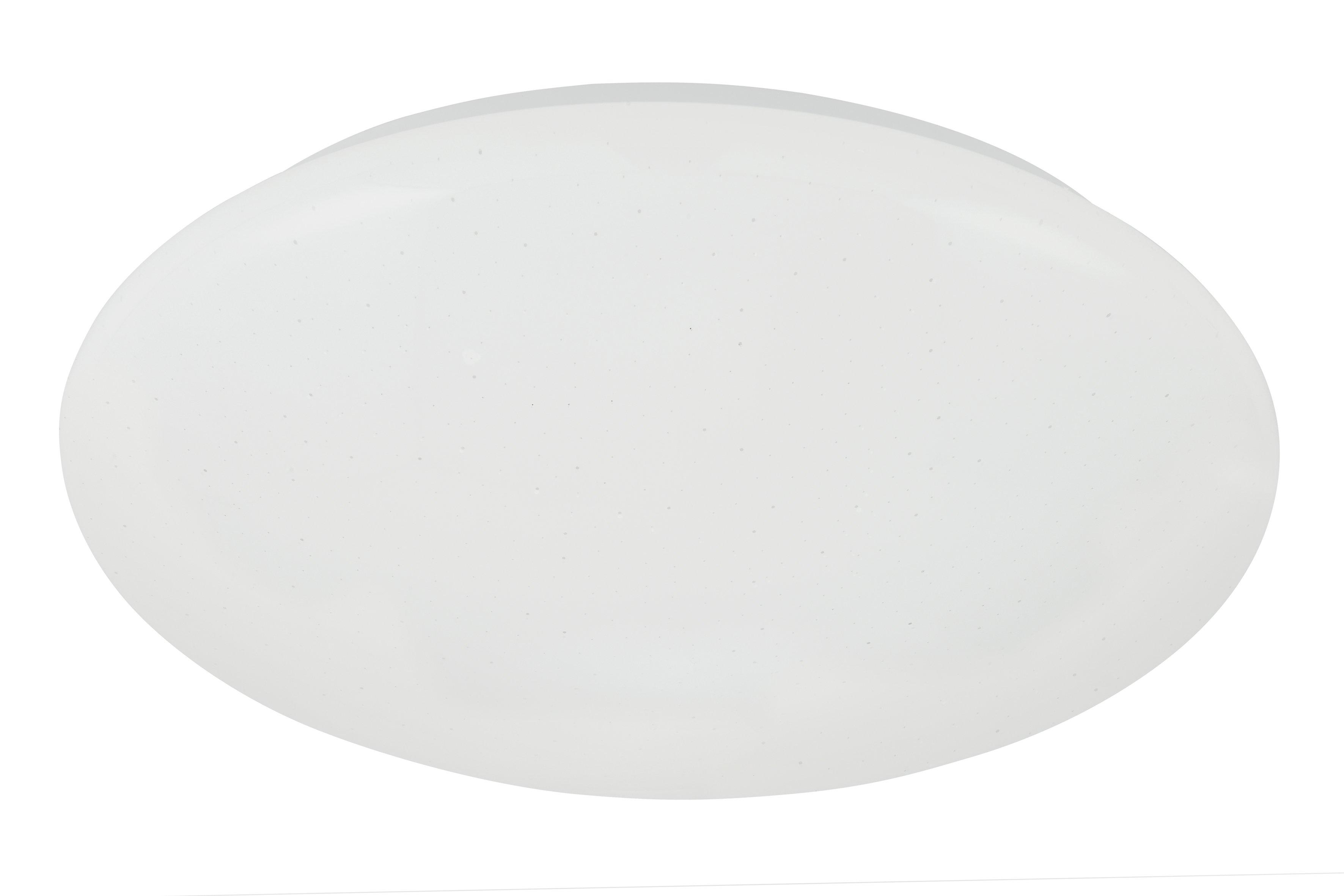 Wand-/Deckenleuchte H11,2 D38,9, Weiß