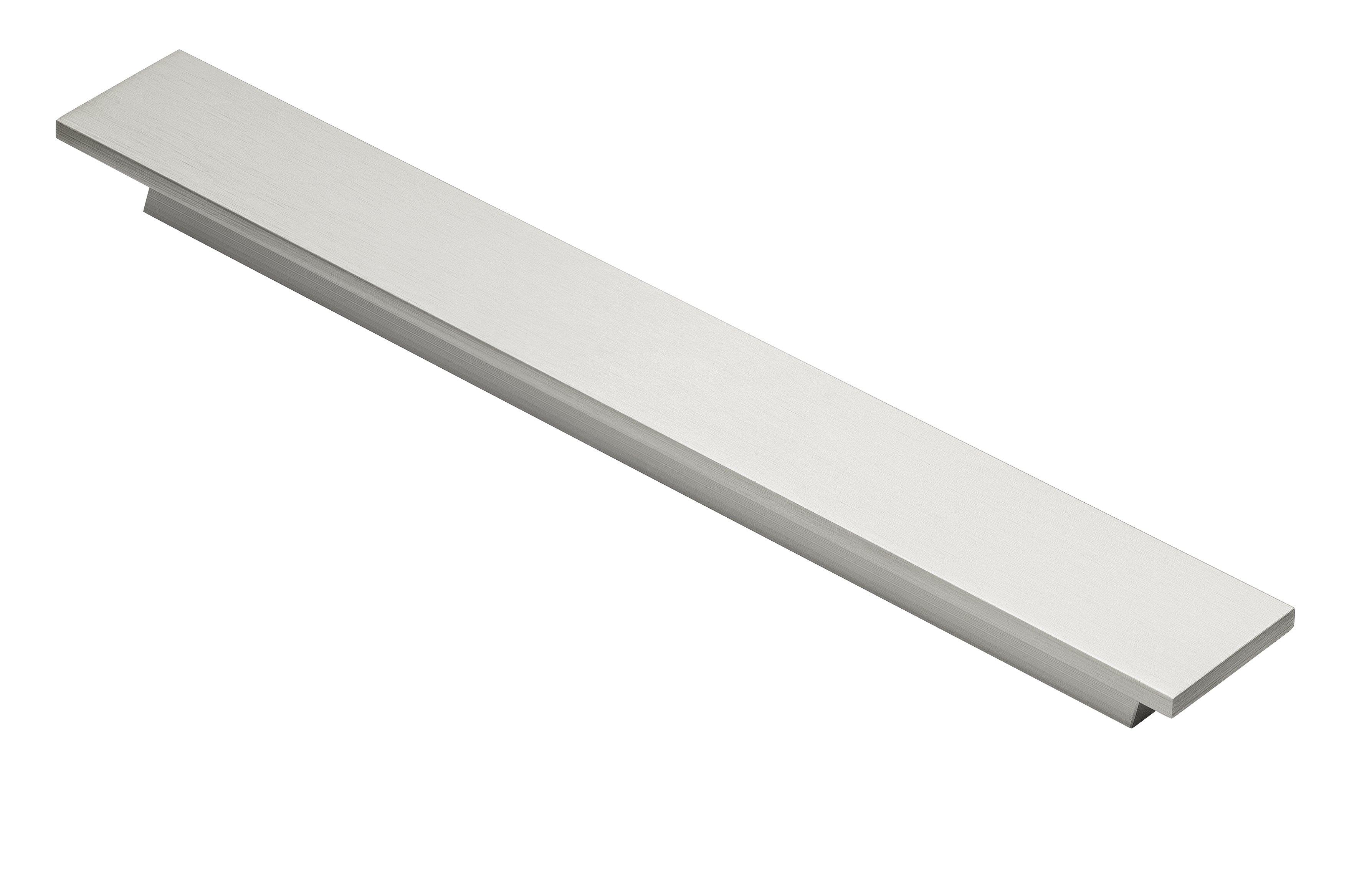 Türgriff Longline, Comfortline, Topline, grau, Aluminium -