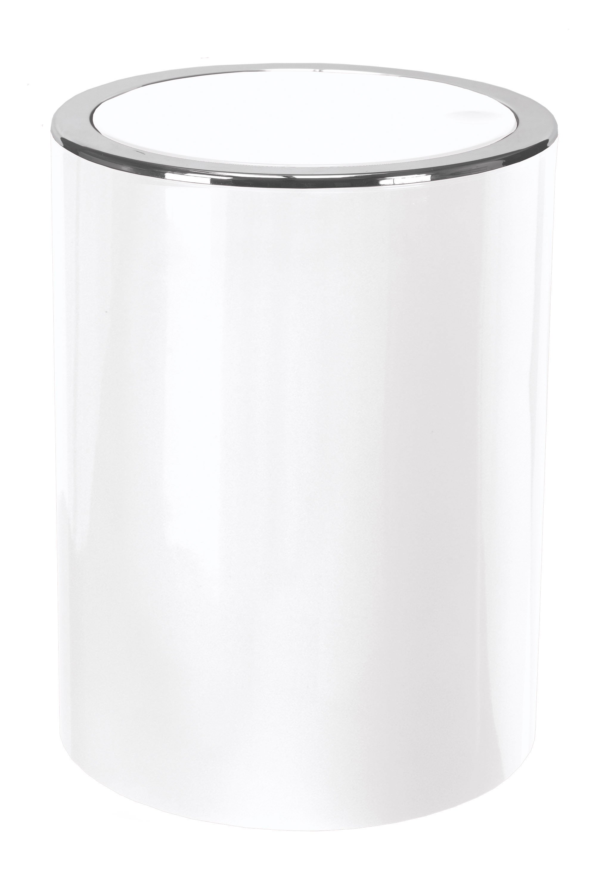 Kosmetikeimer Clap Mini Schneeweiss B:11cm