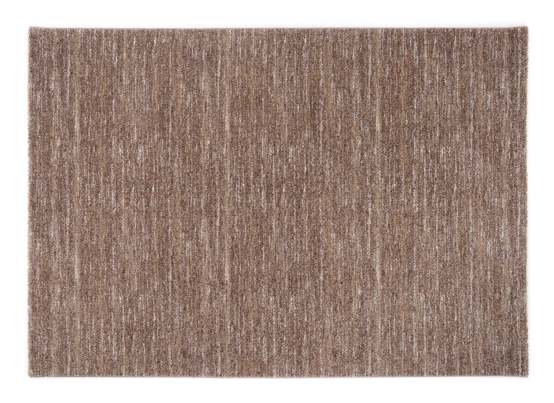 moderner Designer Teppich SOFI LORI braun