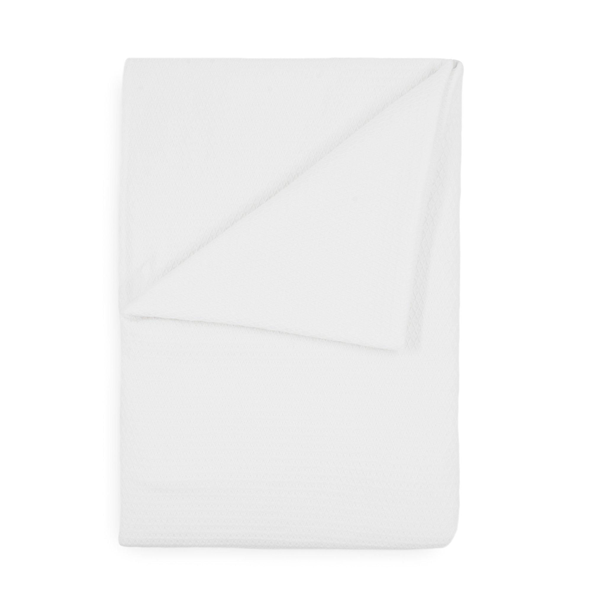 Lianne Plaid 150x200cm White