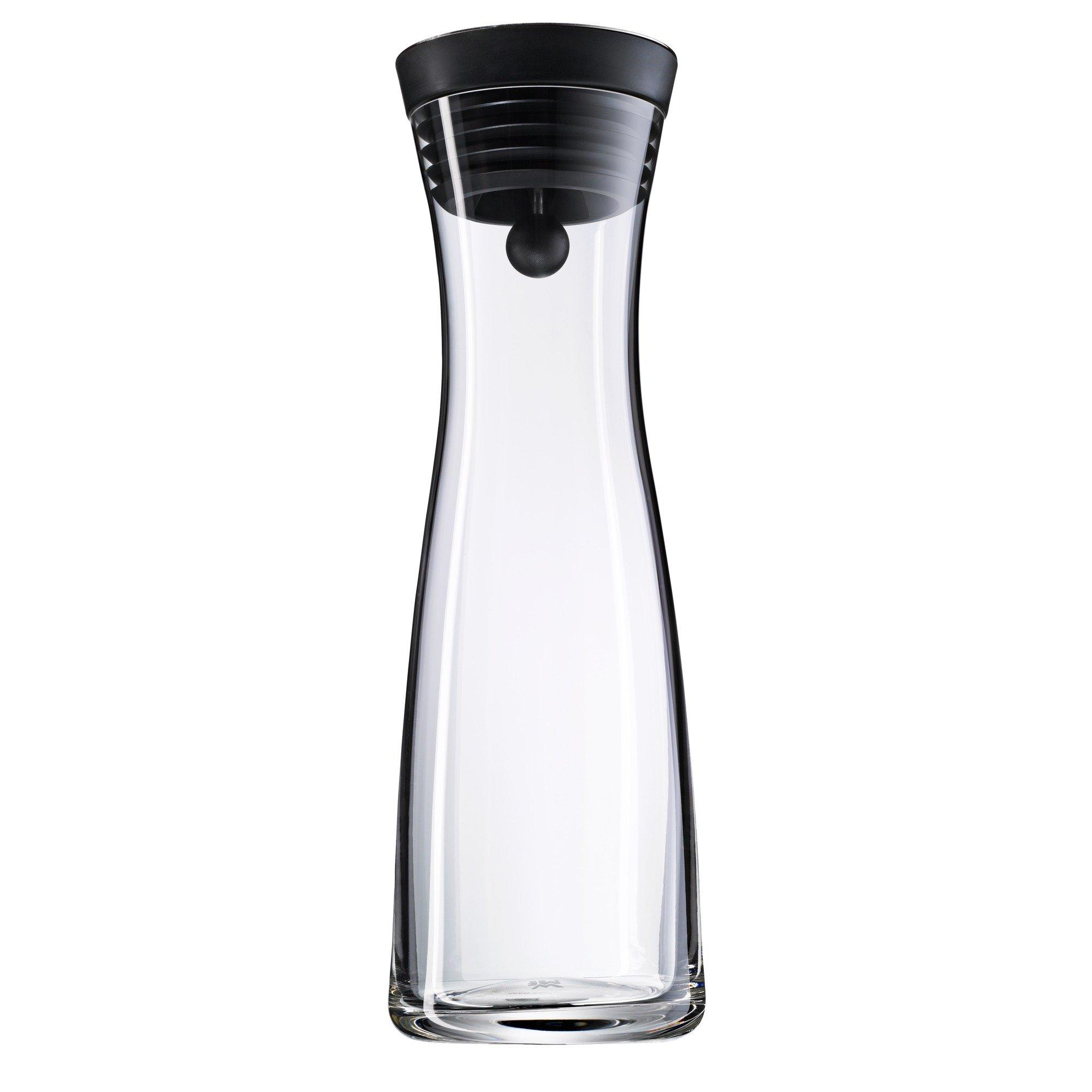 Wasserkaraffe 1,0 l schwarz Basic