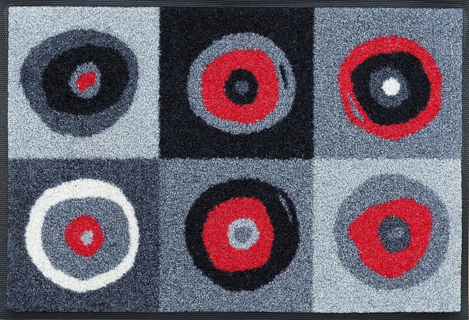 Matte, Grau 40x60