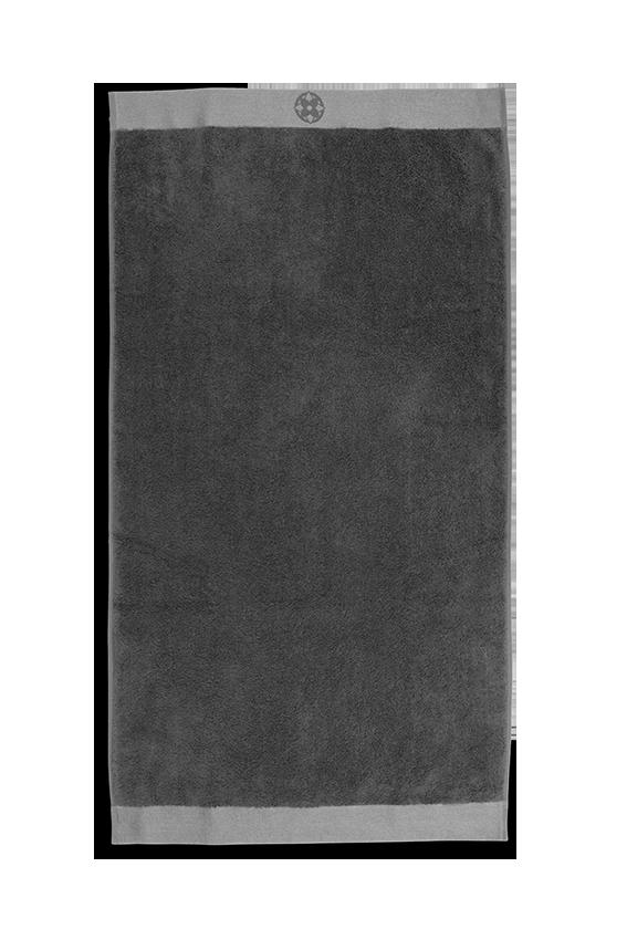Kayori Yu - Duschtuch - 70x140 - Anthrazit