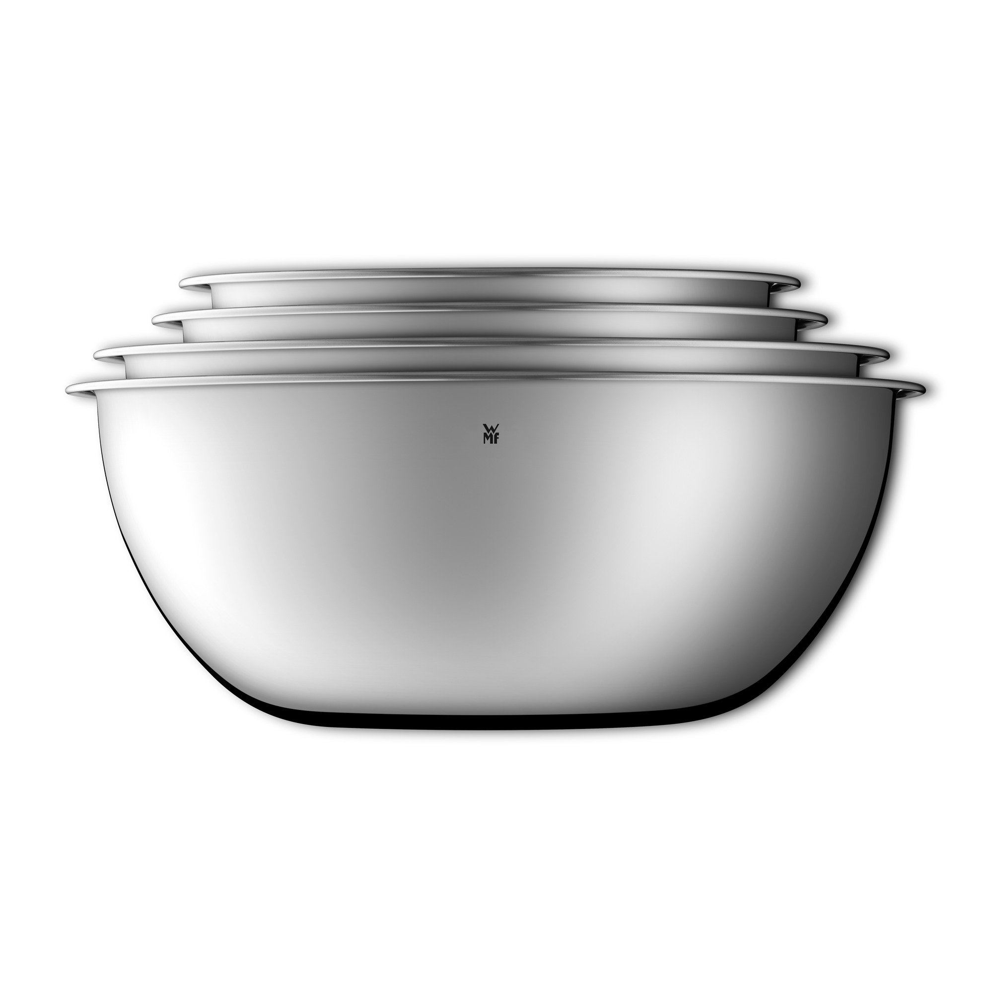 Küchenschüssel-Set Gourmet 4-teilig