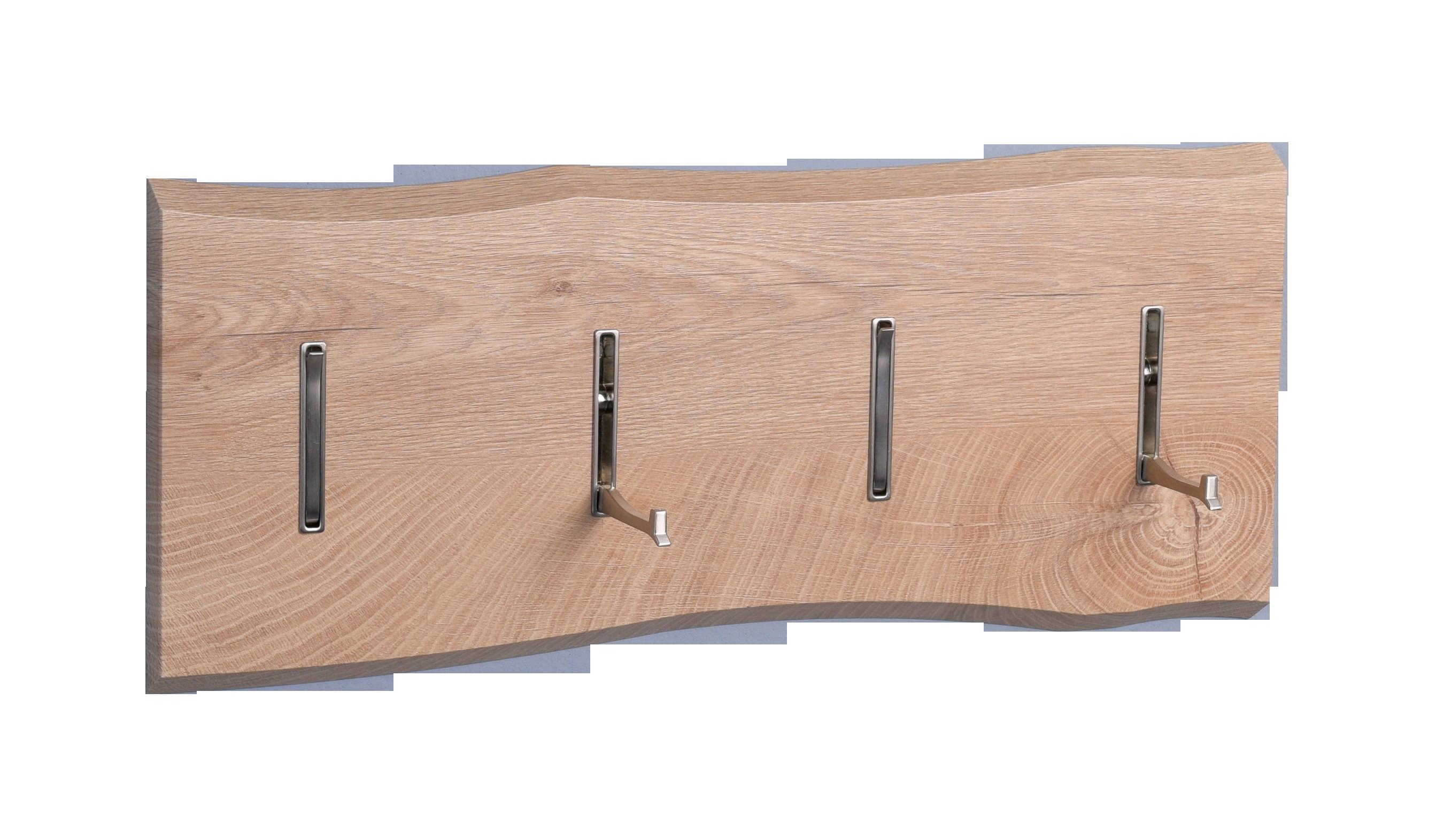 Garderobe Zürs 3,MDF Dekor Eiche,Holzwerkstoff