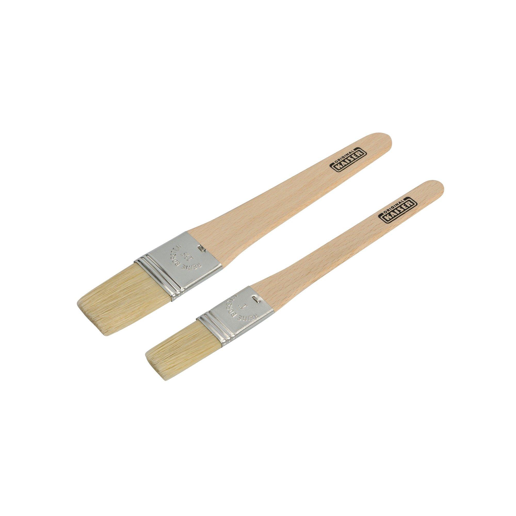Backpinsel-Set 2-teilig Pâtisserie