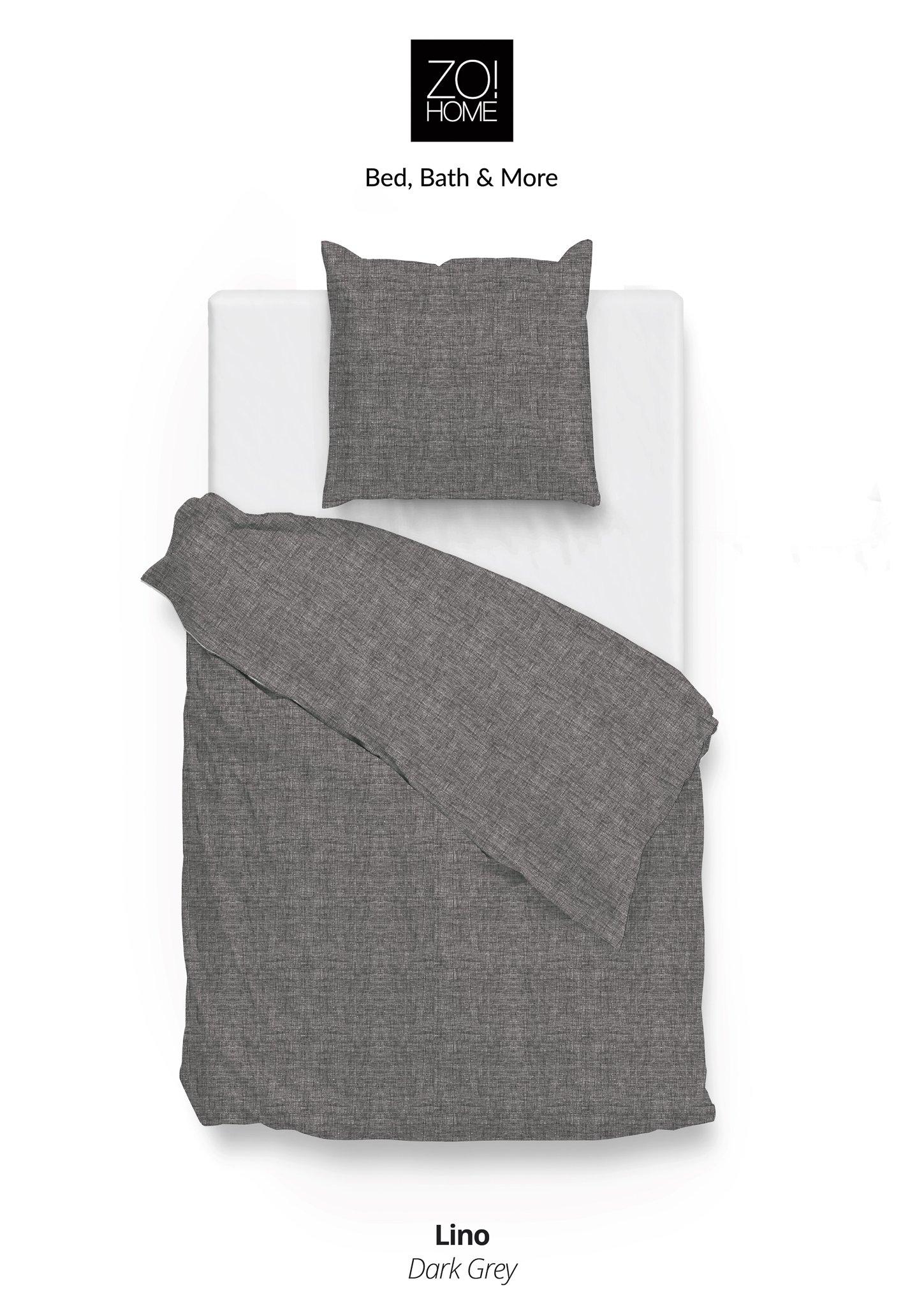 Bettwäsche Dark Grey