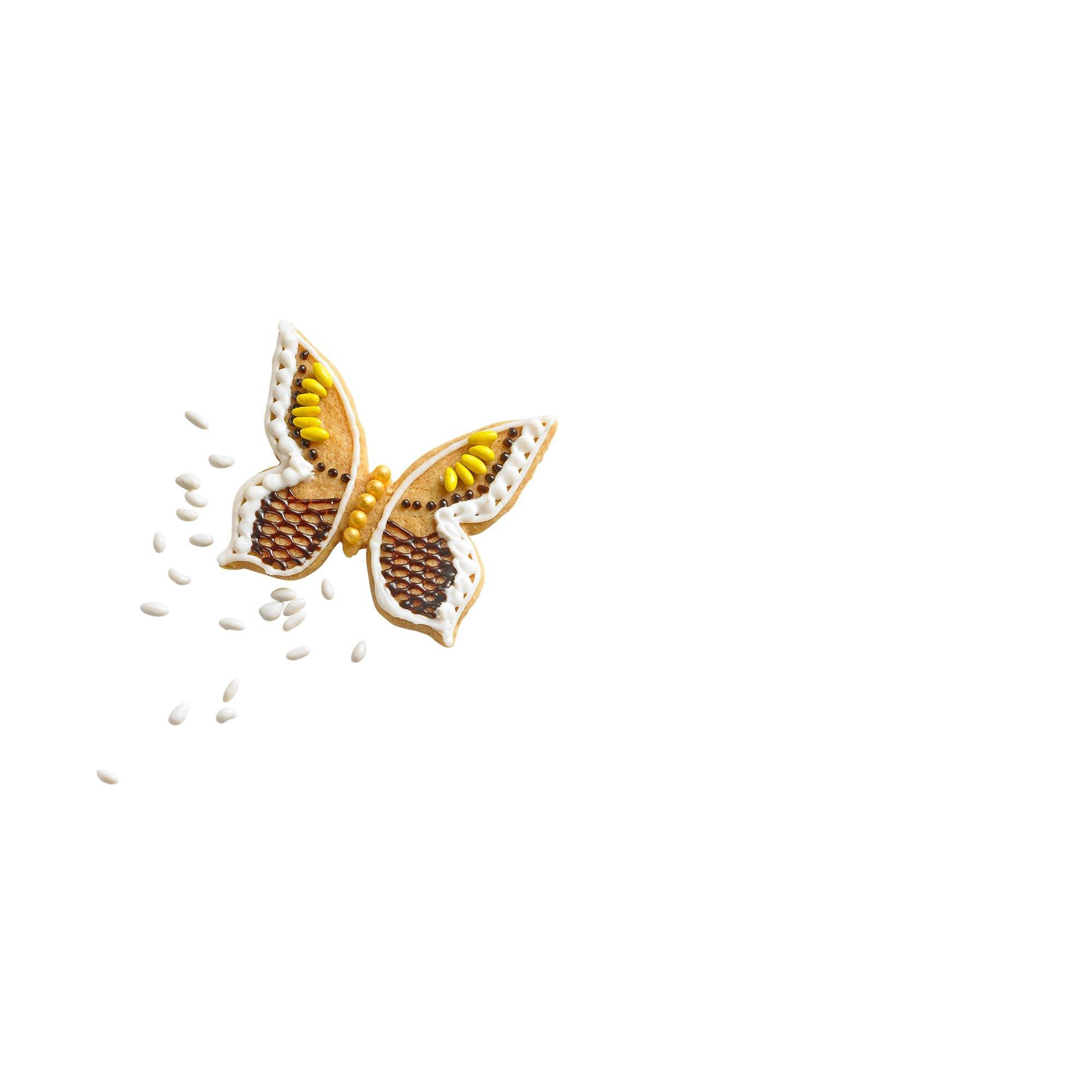 Ausstechform Schmetterling Bella 9 cm