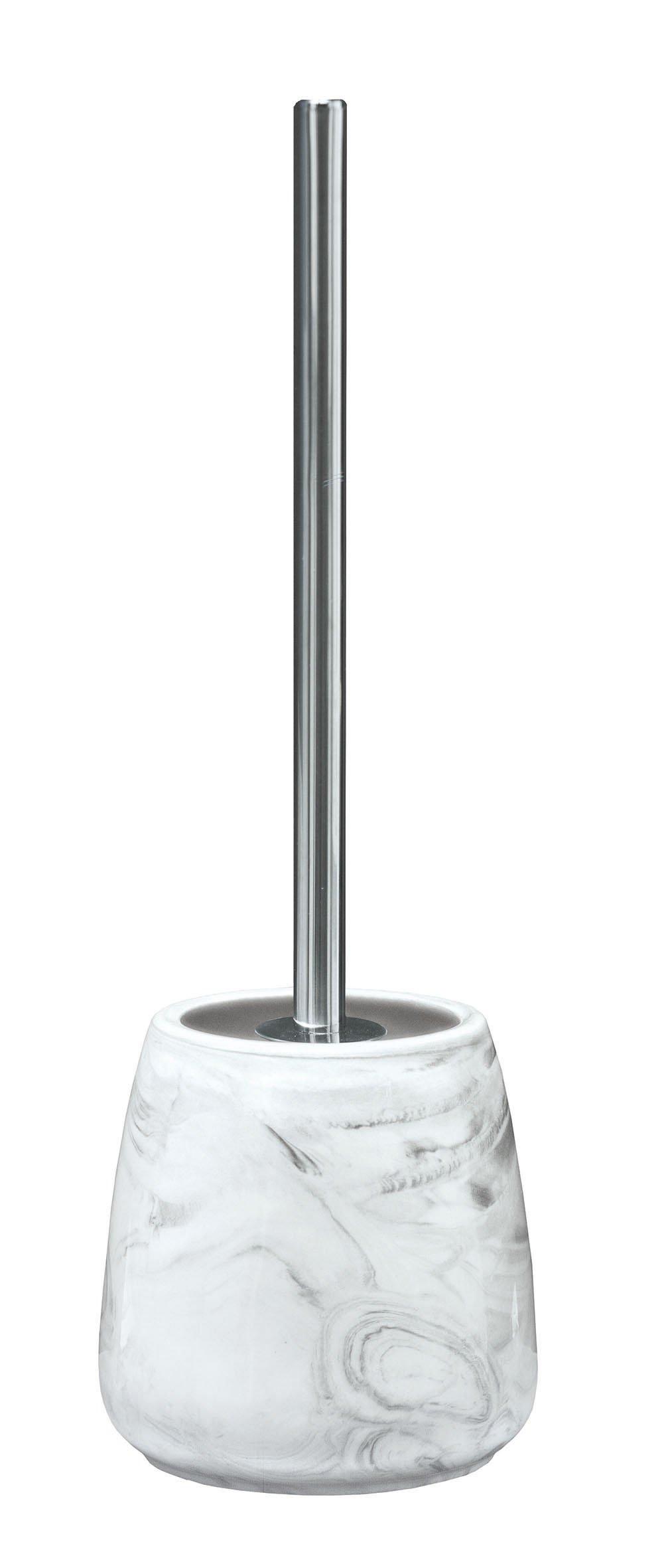 WC-Bürstenhalter Marble Anthrazit B:13,5cm