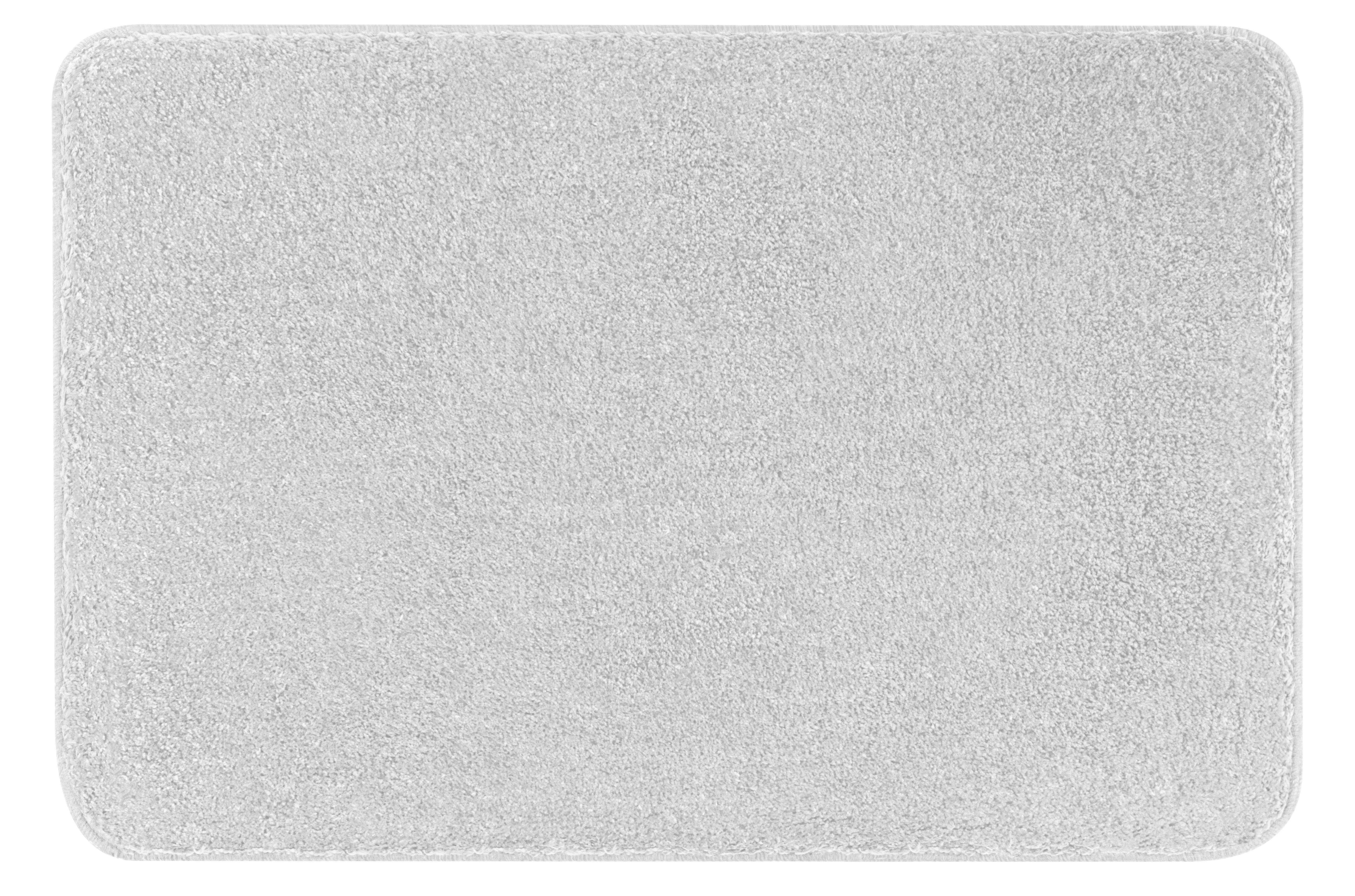 Badteppich Meadow Silbergrau B:60cm