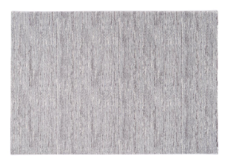 moderner Designer Teppich SOFI LORI grau