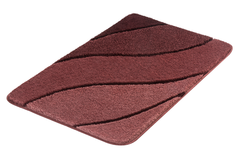 Badteppich Serenade Rouge B:80cm