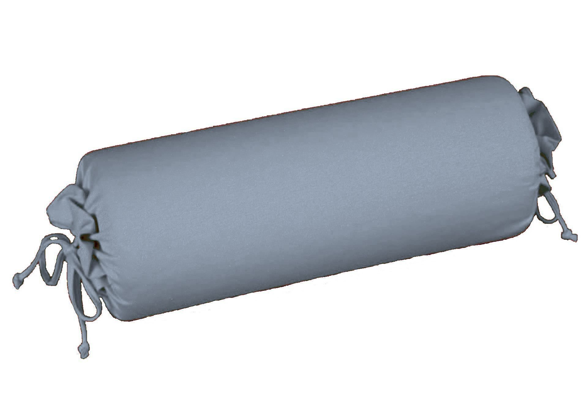 Edel-Zwirn-Jersey eisblau B15cm