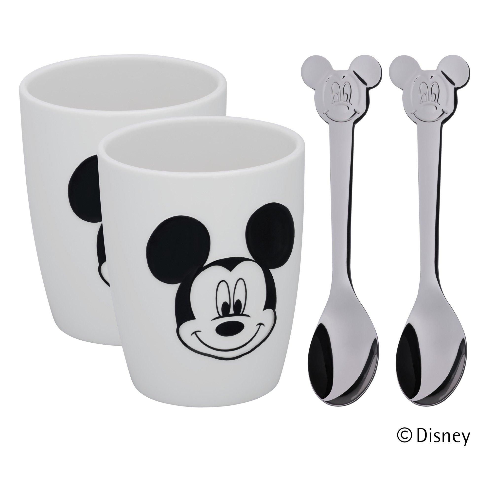 Tassen-Set M 4-teilig Mickey Mouse