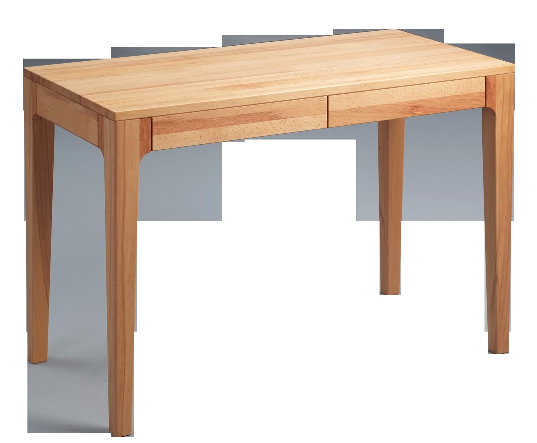 Schreibtisch Kona,Kernbuche,Holz