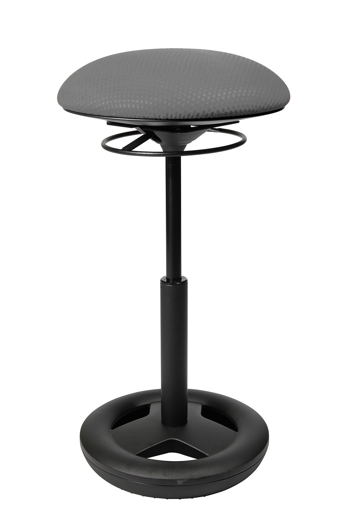 Hocker Sitness Creative 950,schwarz / grau,Aluminium