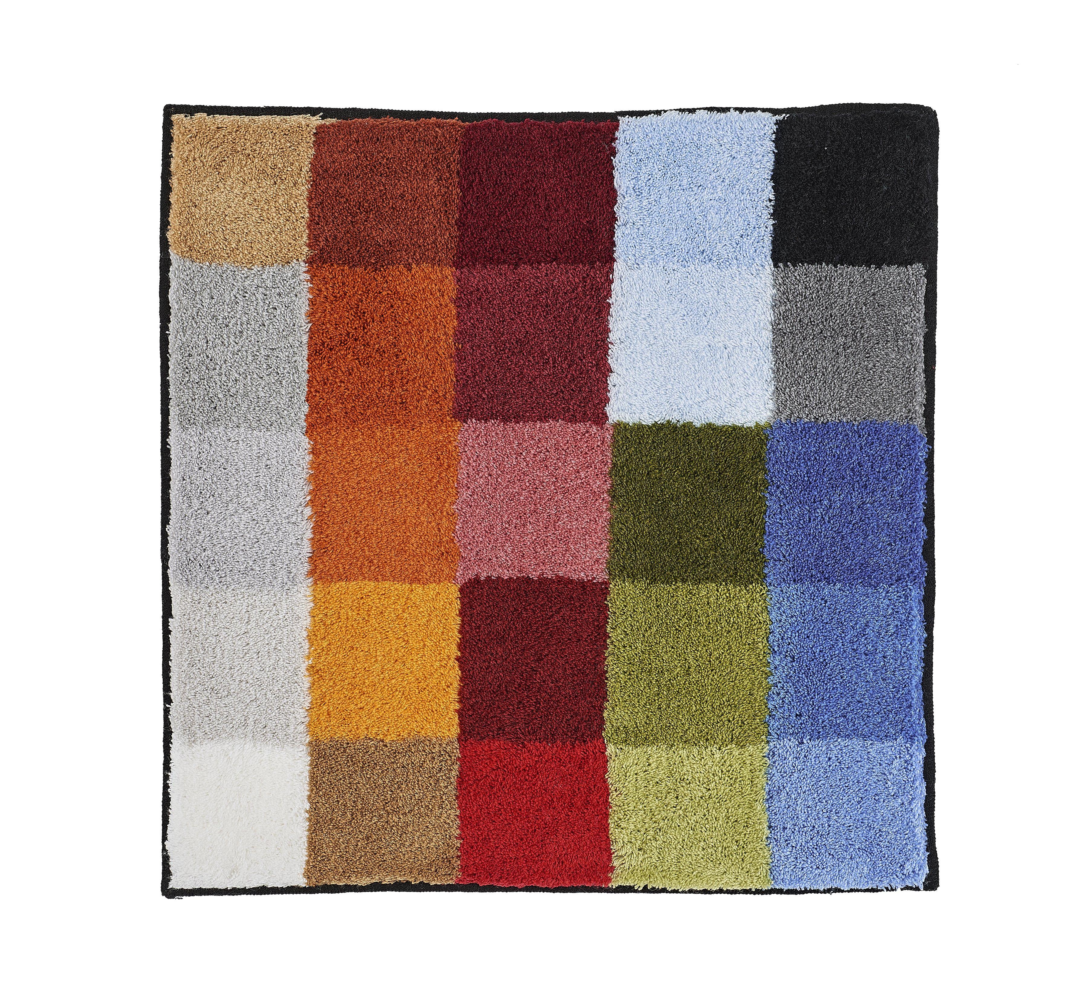 Badteppich Cubetto Multicolor B:60cm