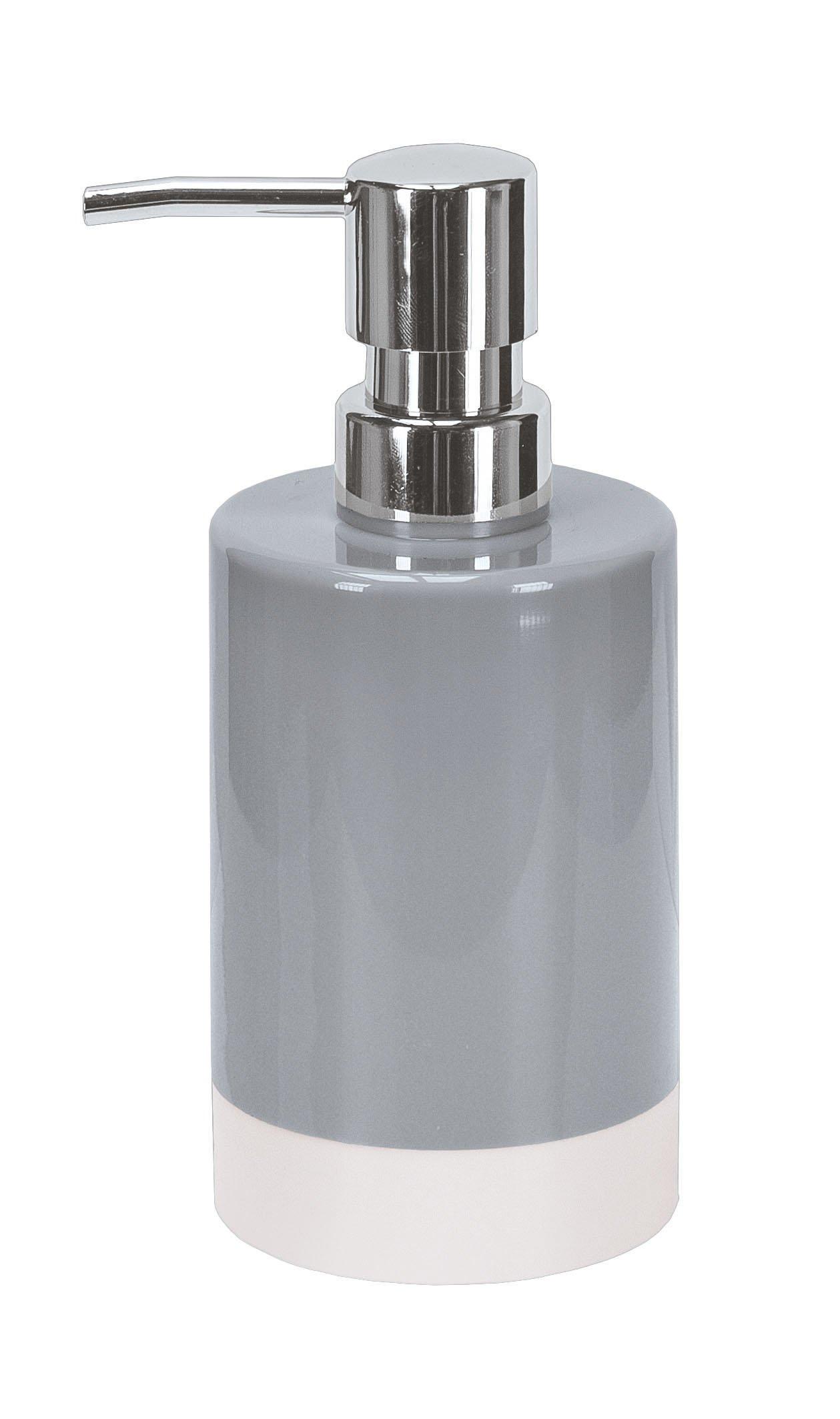 Seifenspender Double Grau B:7cm