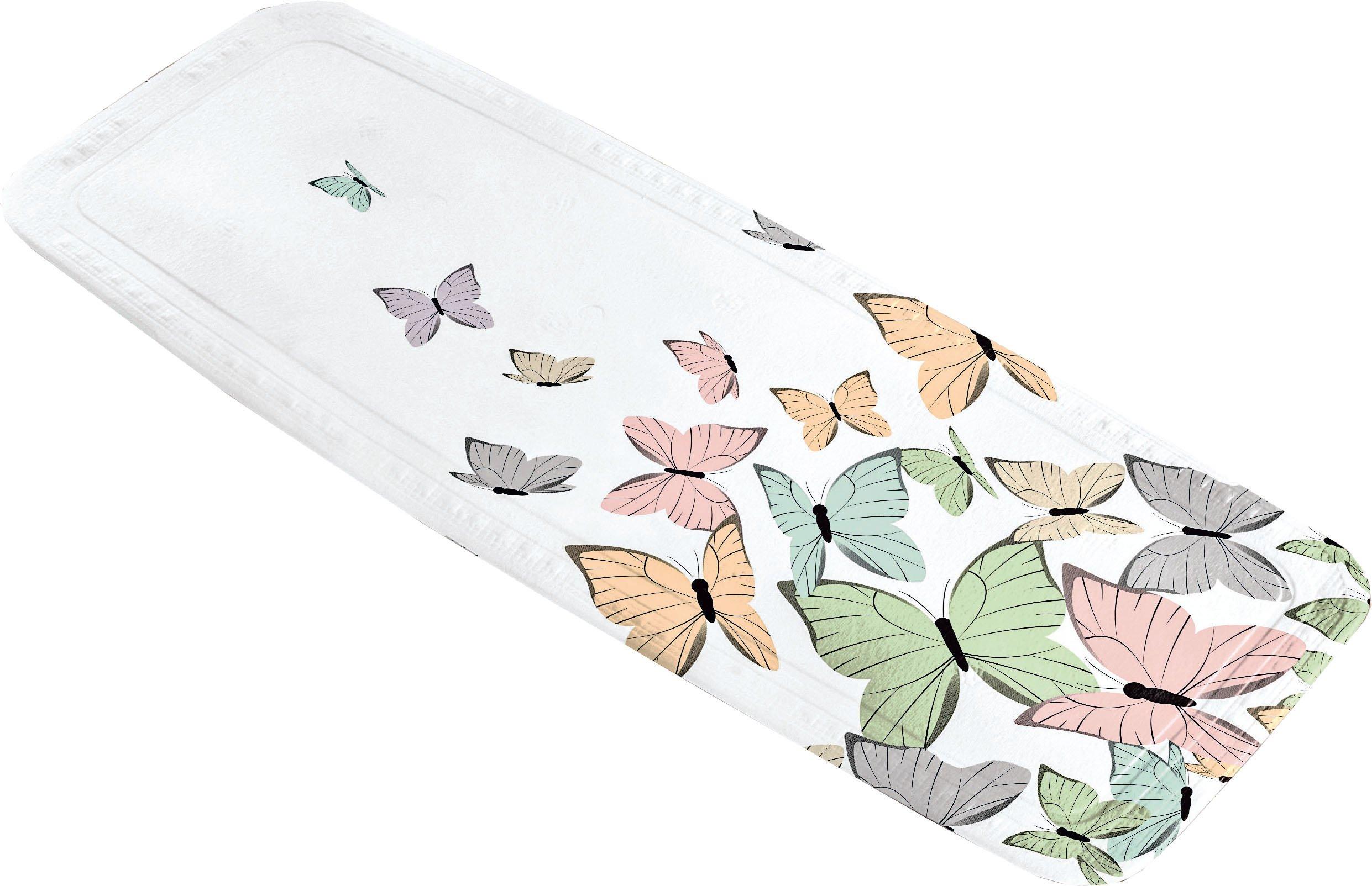 Wanneneinlage Butterflies Multicolor B:36cm