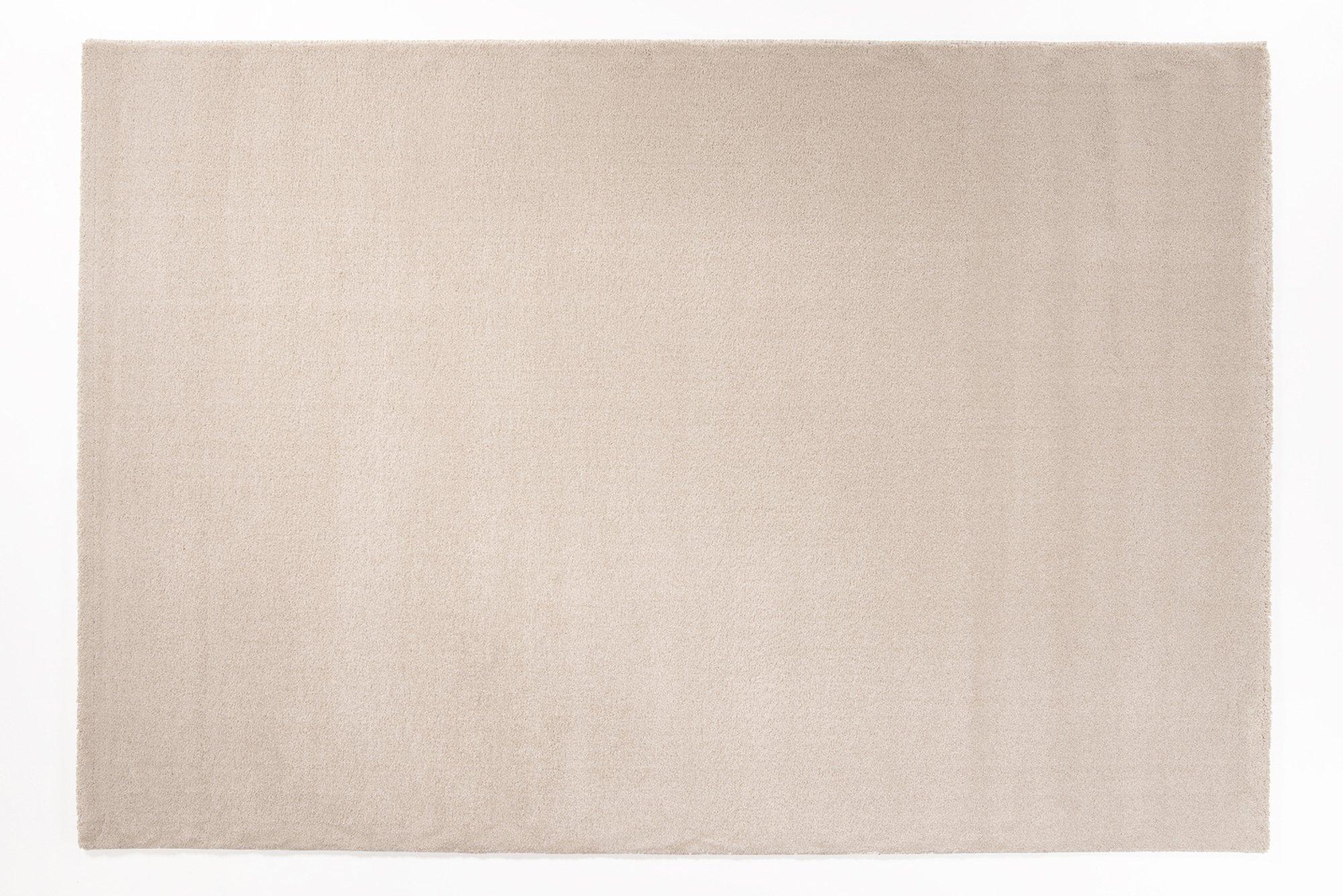 moderner Designer Teppich LOUVRE MELANGE beige-mix