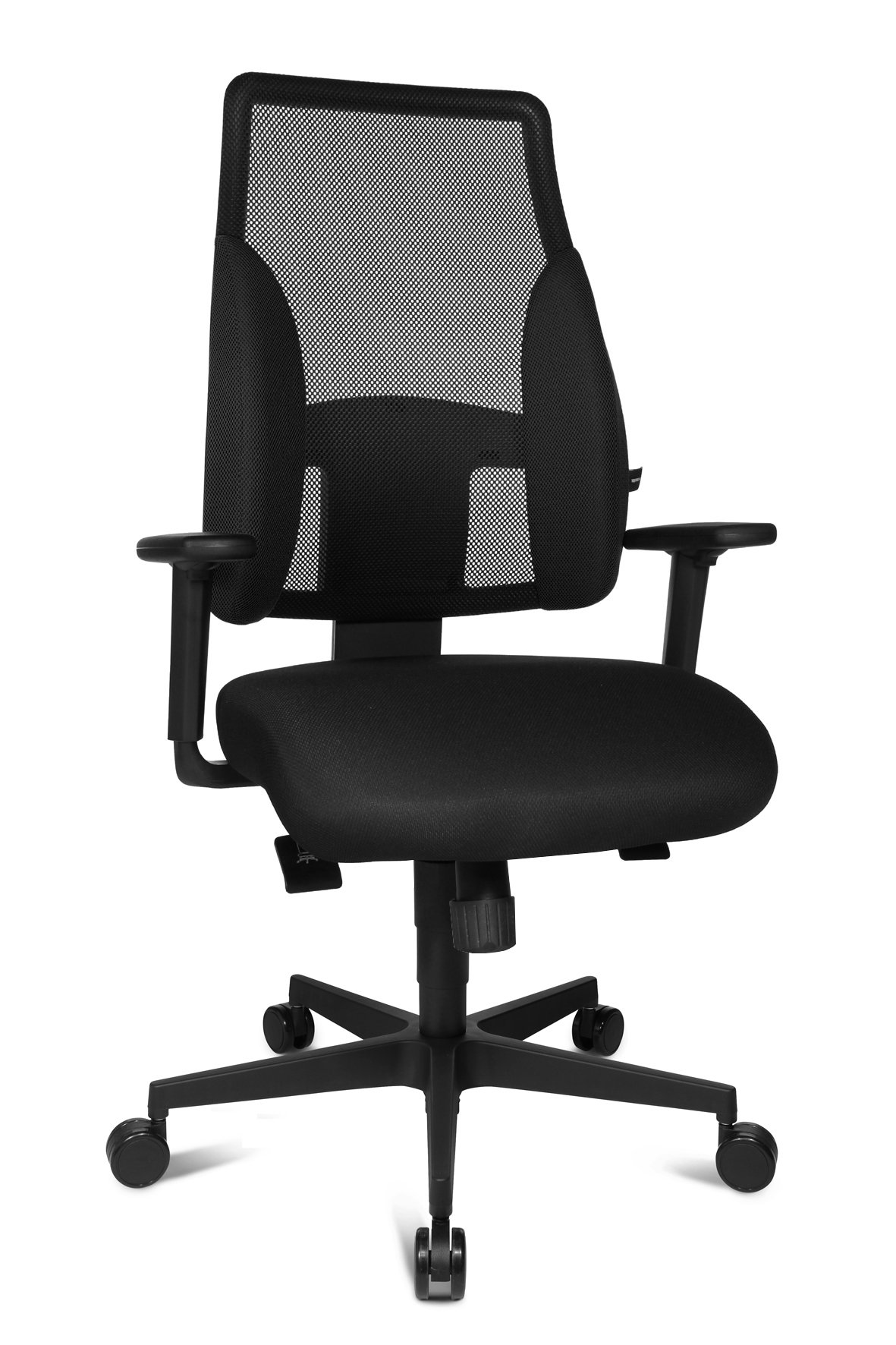 Drehstuhl Sitness Profi Comfort,schwarz,Kunststoff / Polyamid