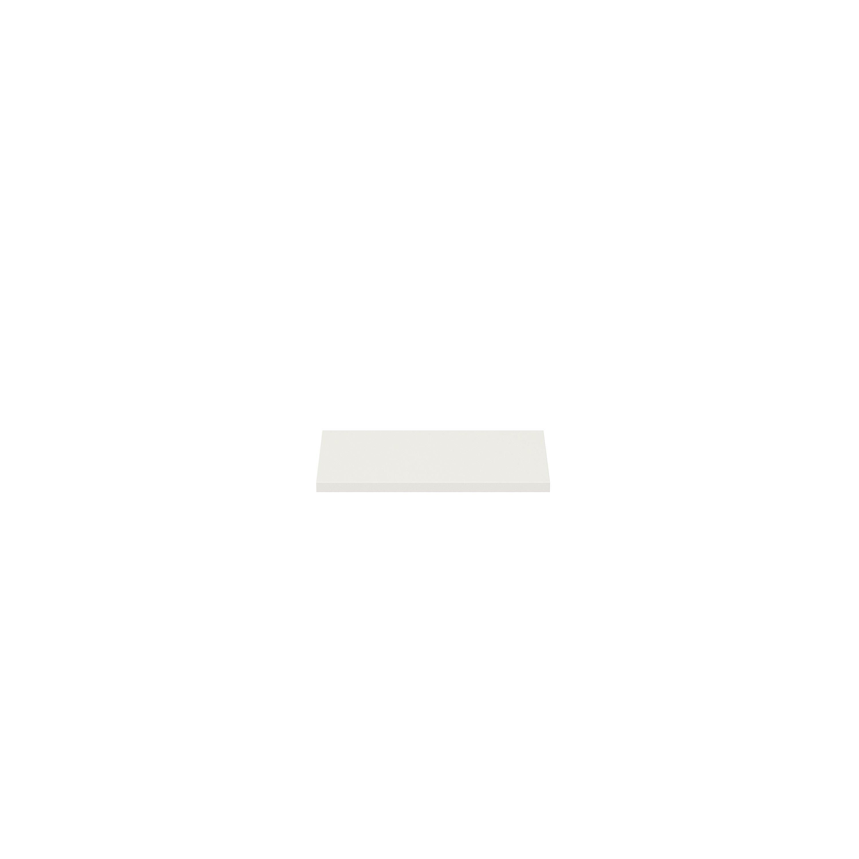 Einlegeboden Longline Kurztiefe Cremeweiß