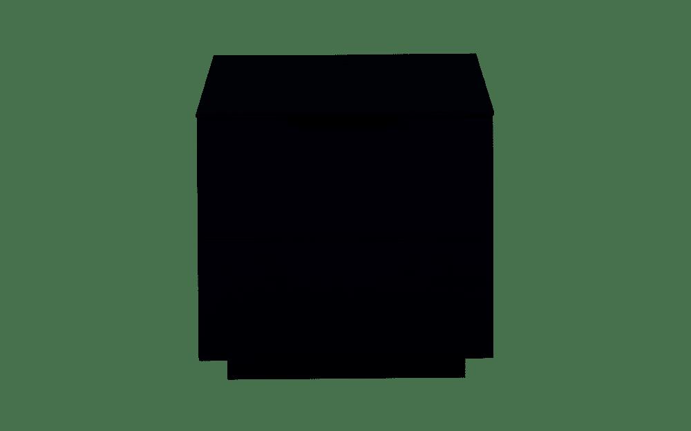MEDIANA Unterteil graphit matt B/H/T ca. 60/61/44 cm
